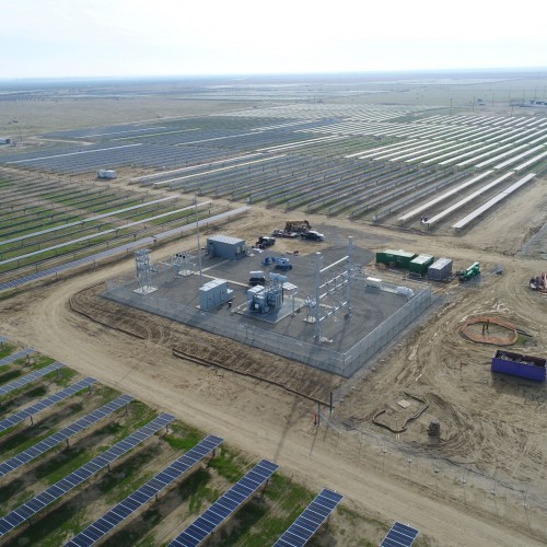 Chevron Lost Hills Solar Project