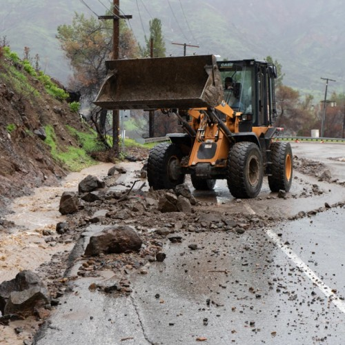 Woolsey Fire  -  Los Angeles County Public Works' Post Fire Response to Debris Flow Potential, a Civil Engineering Team Effort