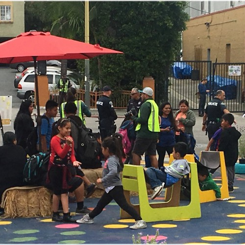 Safe Routes to School: Little Street Demonstration