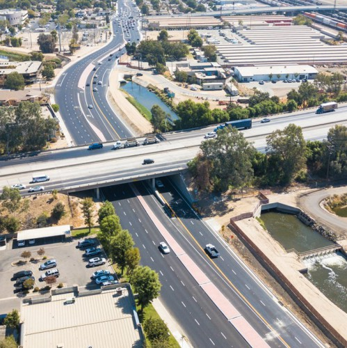 Truxtun Avenue Operational Improvements
