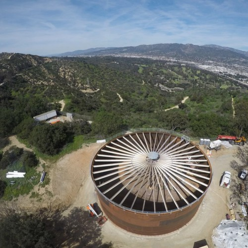 Griffith Park South WaterRecycling Project