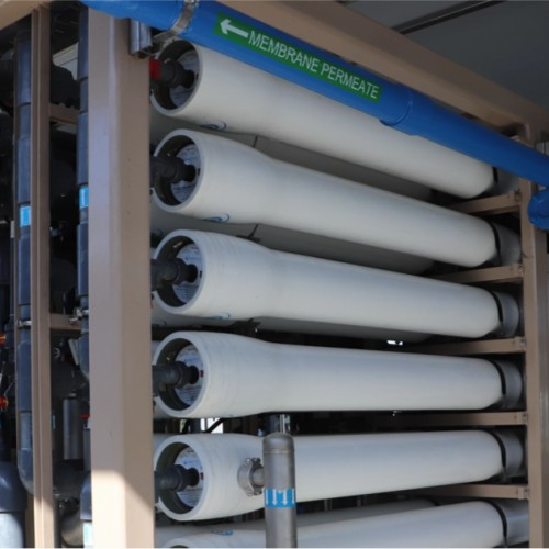 Regional Recycled Water Advanced Purification Center