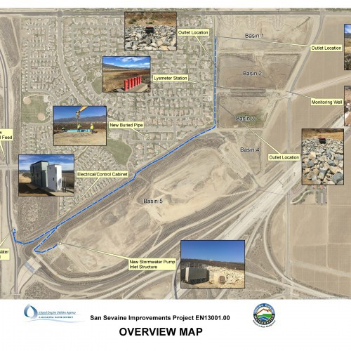 San Sevaine Basin Improvements in Rancho Cucamonga