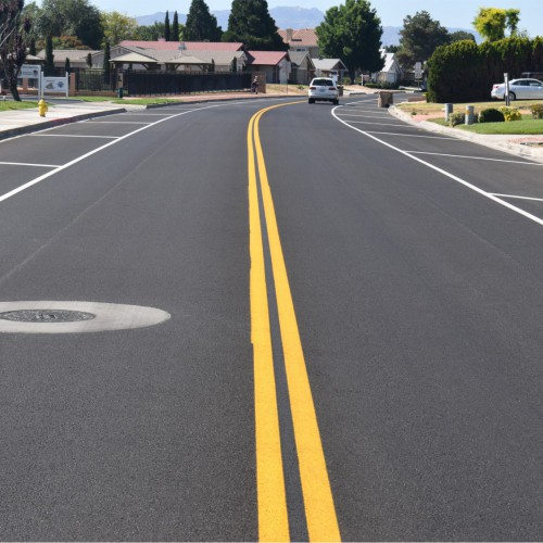 Spring Valley Lake Community Road Revitalization Project